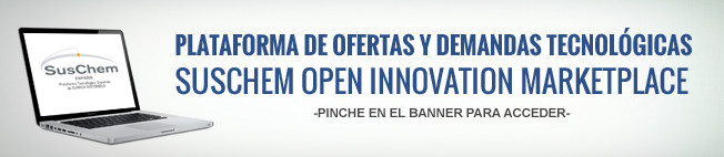 SusChem Open innovation Marketplace
